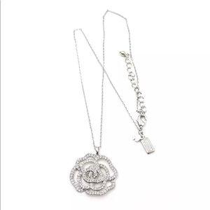 Kate Spade Brenda New Rose Necklace